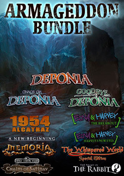 The Daedalic Armageddon Bundle