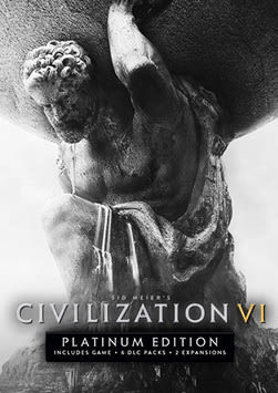 Sid Meiers Civilization VI - Platinum Edition