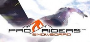 Pro Riders Snowboard Xtreme - Camera Version