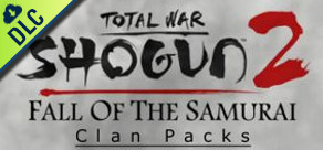 Total War: SHOGUN 2 - Fall of the Samurai - Clan Packs