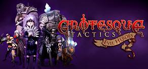 Grotesque Tactics - Evil Heroes