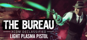 The Bureau: XCOM Declassified - Light Plasma Pistol