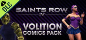 Saints Row IV - Volition Comic Pack
