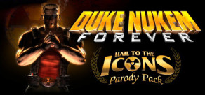 Duke Nukem Forever Hail to the Icons Parody Pack