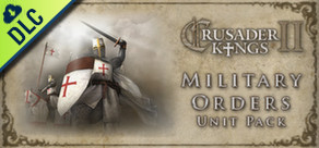 Crusader Kings II: Military Orders Unit Pack