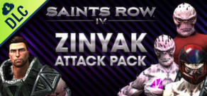 Saints Row IV - Zinyak Attack Pack