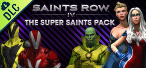 Saints Row IV - Super Saints Pack