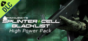 Tom Clancy's Splinter Cell Blacklist: High Power Pack