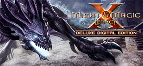 Might & Magic X Legacy Deluxe Edition