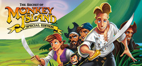 The Secret of Monkey Island - Special Edition (MAC)