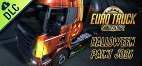 Euro Truck Simulator 2: Halloween Paint Jobs Pack