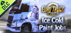 Euro Truck Simulator 2: Ice Cold Paint Jobs Pack