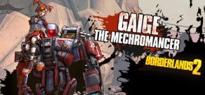 Borderlands 2: Mechromancer Pack (MAC)