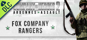 Company of Heroes 2 - Ardennes Assault: Fox Company Rangers