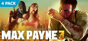Max Payne 3 Four Pack