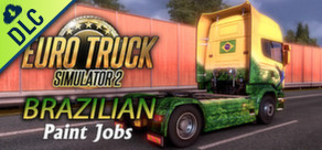 Euro Truck Simulator 2 - Brazilian Paint Jobs Pack