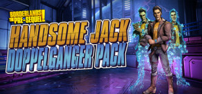 Borderlands: The Pre-Sequel - Handsome Jack Doppelganger Pack (Mac)