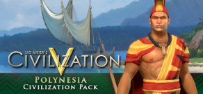 Sid Meier's Civilization V: Civilization and Scenario Pack - Polynesia (MAC)