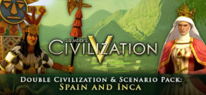 Sid Meier's Civilization V: Spain and Inca (MAC)