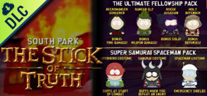 South Park: The Stick of Truth - Ultimate Fellowship & Samurai Spaceman Bundle
