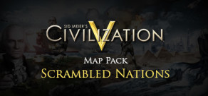 Sid Meier's Civilization V: Scrambled Nations Map Pack (MAC)