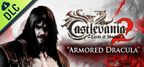 Castlevania: Lords of Shadow 2 - Armored Dracula Costume