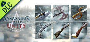Assassin's Creed Unity - Revolutionary Armaments Pack