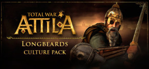 Total War: ATTILA – Longbeards Culture Pack