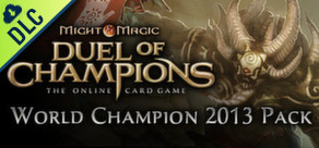 Might & Magic: Duel of Champions - World Champion 2013