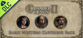 Crusader Kings II: Early Western Clothing Pack
