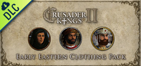 Crusader Kings II: Early Eastern Clothing Pack