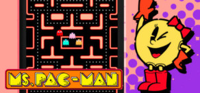 PAC-MAN MUSEUM - Ms. PAC-MAN