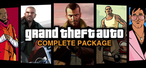 Grand Theft Auto Complete Package