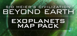 Sid Meier's Civilization: Beyond Earth - Exoplanets Map Pack (MAC)