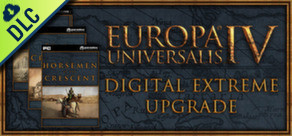 Europa Universalis IV: Digital Extreme Edition Upgrade