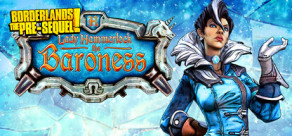 Borderlands: The Pre-Sequel - Lady Hammerlock the Baroness Pack
