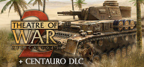 Theatre of War 2: Africa 1943 + Centauro