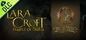 Lara Croft and The Temple of Osiris - Twisted Gears