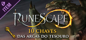 RuneScape - 10 Chaves das Arcas do Tesouro
