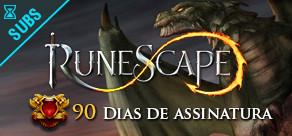 RuneScape - 90 dias de assinatura