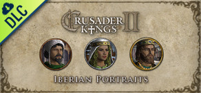 Crusader Kings II: Iberian Portraits