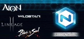 Ncsoft - 2000 Ncoins