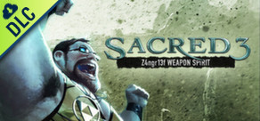 Sacred 3 - Z4ngr13f Weapon Spirit