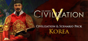 Sid Meier's Civilization V: Civilization and Scenario Pack – Korea