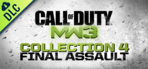 Call of Duty: Modern Warfare 3 Collection 4: Final Assault (MAC)