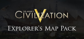 Sid Meier's Civilization V: Explorer's Map Pack (MAC)