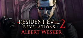 Resident Evil Revelations 2: Raid Mode Character: Albert Wesker