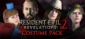 Resident Evil Revelations 2: Costume Pack