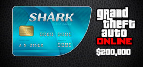 GTA Online: Tiger Shark Cash Card