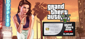 GTA V & Great White Shark Card Bundle